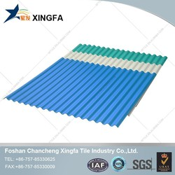 Cheap Mobile House ASA Synthetic Resin Roof Tile In Cameroon