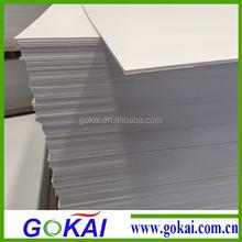 good quality 9mm expanded PVC foam sheet / 2mm thickness polyurethane foam sheets