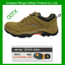 EN/CE industrial safety security working shoes manufacture