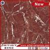[M] Marble Glazed Porcelain Tile - Red polished tiles/ terracotta tile