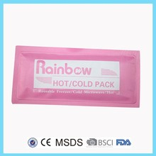 Microwavable Nylon hot cold Pack