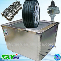 bicycle wheel or engine parts ultrasonic cleaner