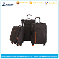 "Fashion travel trolley luggage bag polo luggage bags 18""22""26"""