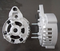 car alternator front and back cover 4A91