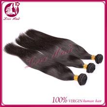 Indian hair straight hair extension go straight silky straight indian remi hair relaxed straight hair