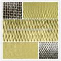 Fibra de aramida kevlar en la tela de sarga llanura a-tw200