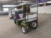 battery electric rickshaw for india