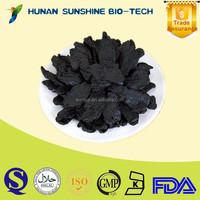 2015 hot product Chinese herbal medicine Radix rehmanniae praeparata dried root lumps