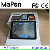 alibaba china best selling electronics, android smart tablet pc, MaPan tablet pc 3g sim card slot
