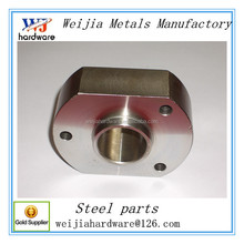 Construction machinery spare parts supply customized, precision machinery parts, elevator machinery accessories