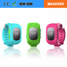 Bright Colors Small Size Child GPS Tracke Smart Watch
