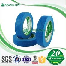 Shanghai Company good ahesion house wall painting masking blue masking tape