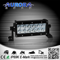 2015 NEW style AURORA 6 inch led mortorcycle headlight
