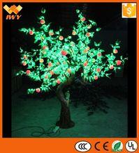 Innovante LED pas cher fruits arbres à vendre pour décoration de noël