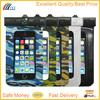 Best selling mobile phone pvc waterproof bag for iphone 5S