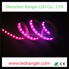 living room Lamp ,36 LEDs/ 36 Pix\s Per meter,128 gray grade led strip waterproof LPD8806,LPD8806 LEDs
