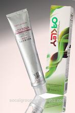 private label cabelo tintura para cabelo sintético
