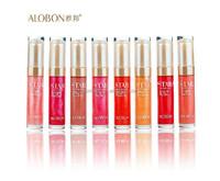 Alobon 5806 big star series bright waterproof lip gloss magic lip gloss