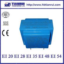 TRPE series encapsulated transformer 220v 12v 24v transformer 220v 12v power transformer