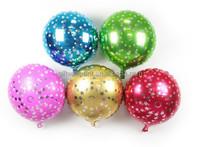 New Twickle Little Star Balloons Full Printing Metallic Foil Balloon 2015