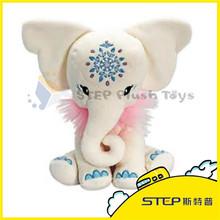 China Wholesale Stuffed Animal Customized 2015 New Style Plush Elephant Toy
