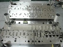 10 years China factory design and manufacturing grand precision press punching mold cnc machining wire cutting