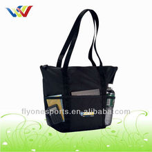 2013 Hot Sale Black Beach Tote Bags