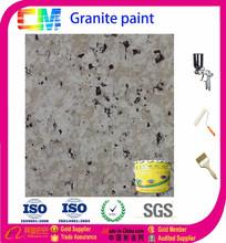 water based spray paint granite -texture paint in building coating