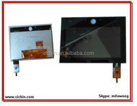5 inch TFT LCD module with capacitive touch screen panel, touch screen display