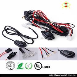 Off Road LED light Wiring harness kit for 50inch LED light bar