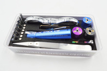 New Product !! Coil Tool DIY Kit For E Cig , RDA And Atomizer, Coil Tool With Many Tools In One Box With Best Price