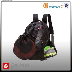 """New Fashion Sport Checkpoint-Friendly 15"""" Laptop Computer Backpack Bag Yellow"""