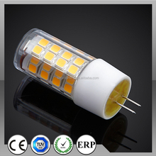 Newest 4W 400lm TUV ErP g6.35 g4 led lamp