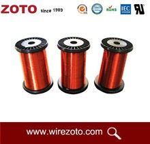 China TOP reliable supplier coated thin copper wire