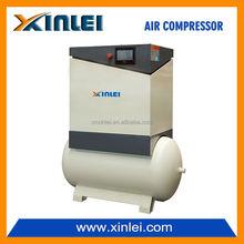 8bar screw air compressor 15KW 20HP XLAM20AT-t8 industrial compressor with air tank BELT screw air compressor 380V