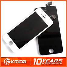 Fast Shipping New arrival, hot sale for iphone 5s lcd, for iphone 5c lcd with glass for iphone 5 lcd screen