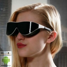Best quality manufacturer 3D Glasses smart phone 3D video 3D Virtal Reality Smart Glasses