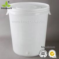 printing food grade plastic bucket 7 gallon for homebrew