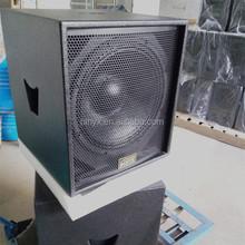 High Quality 15 inch PA Speaker Woofer/Pro Subwoofer