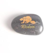 2015 new engraved decorative garden stepping stones/ cheap garden stepping stones