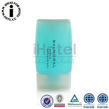 Hot Plastic Shampoo Bottle Hotel Bath Shower Gel