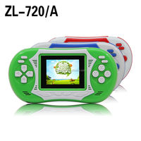Handheld game player for kids video game