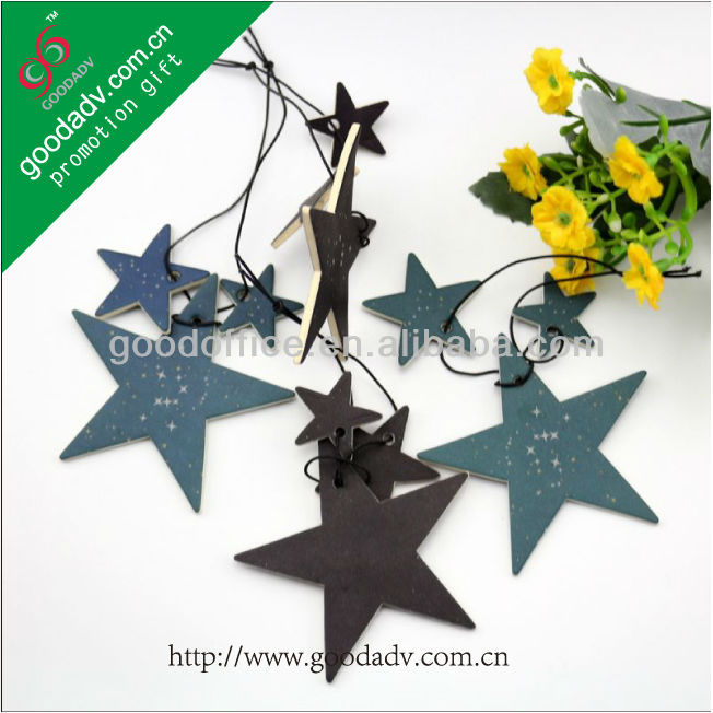 Europe Hot selling & high quality cheap hanging car paper air freshener