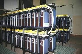 Baterias industriais