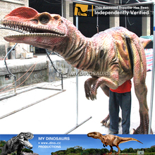 MY Dino-V13 Adult realistic dinosaur costume for sale
