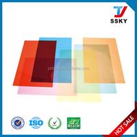 Clear pvc sheet pvc plastic sheet for sale
