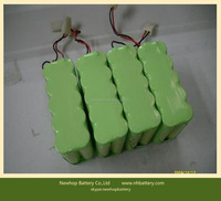 Best rechargeable nimh aa 12v 2300mah battery pack for coldless phone