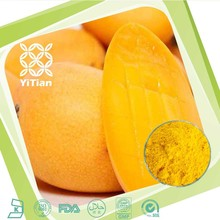 Halal Certified Natural Organic Mango Fruit Powder
