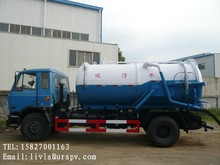 new arrival good price long life automatic Vacuum suction truck for sale