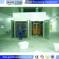 date drying processing production line / food drying machine